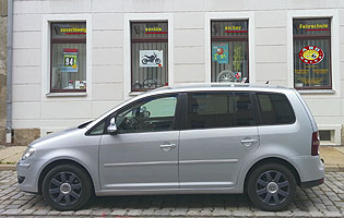 VW Touran Bj.2009